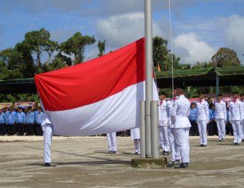 Upacara HUT Proklamasi RI Ke-74 Kabupaten Nias Utara  Tahun 2019